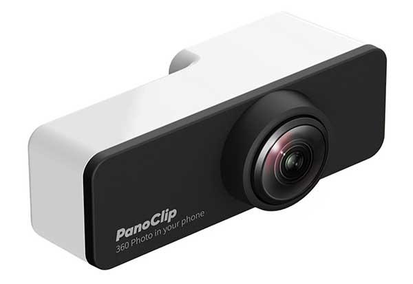 Arashi Vision Insta PanoClip 7/8 iPhone7/iPhone8用360度写真カメラクリップ|CPSLT7X/A