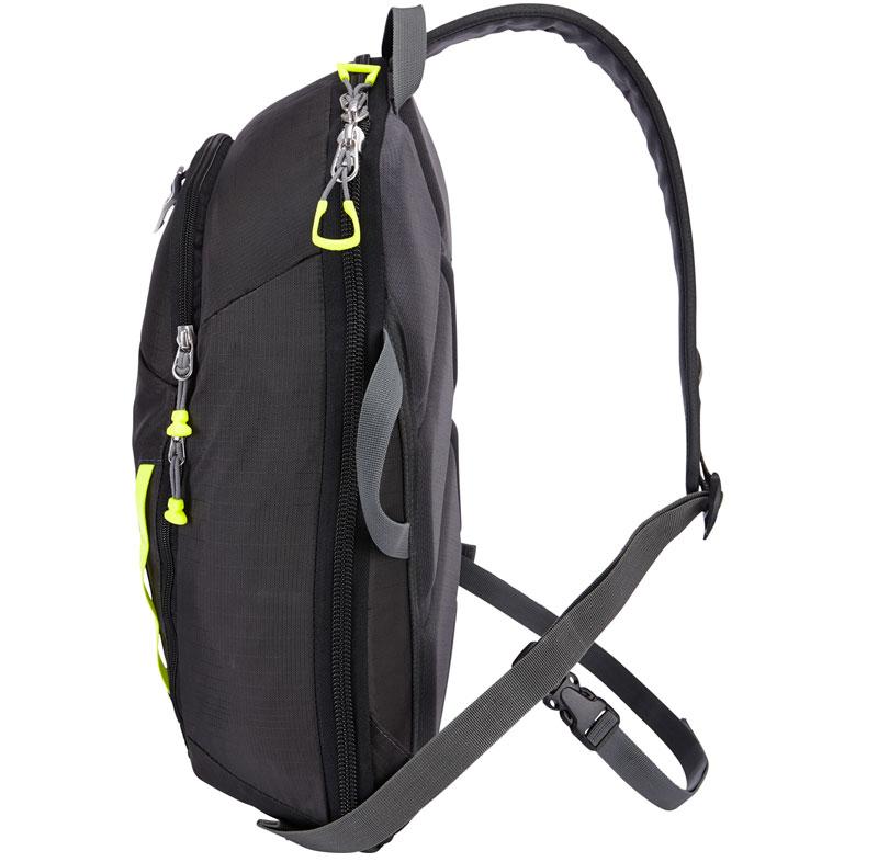 Thule Sling Bag EnRoute MacBookとiPad用の収納部を備えた12リットル スリングパック TESP-113DKS (TESP113)