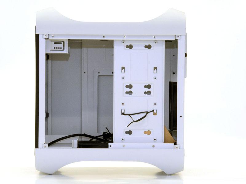 BitFenix Prodigy M (mATX) White NVIDIA Edition (BFC-PRM-300-WWXKW-NV)