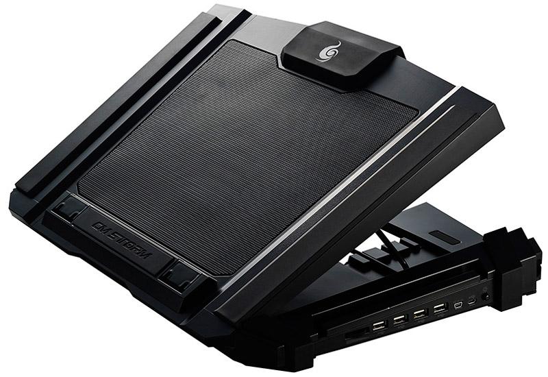 Cooler Master ゲーミングPCやワークステーションの冷却にも対応するノートブッククーラー SF-17 (R9-NBC-SF7KJ-GP)