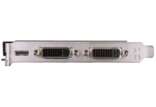 ELSA GEFORCE GTX 750 Ti SP 2GB 超薄型冷却ファン搭載1スロットサイズビデオカード (GD750-2GERTSP)