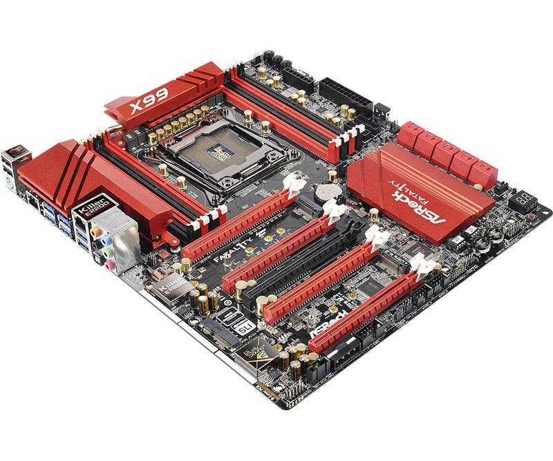 ASRock インテルX99チップセット搭載 Extendedマザーボード  (X99 Professional)