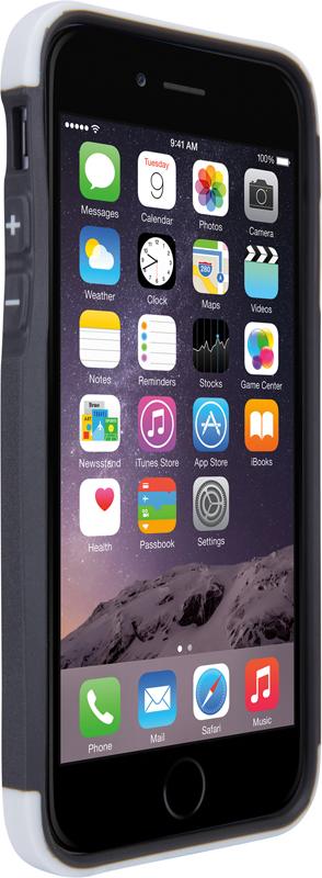 【クリアランス特価】Thule Atmos X3 iPhone6 Plus/6s Plus 強い衝撃から保護するウルトラスリムケース ホワイト/グレー White/Dark Shadow (TAIE-3125WT/DS)