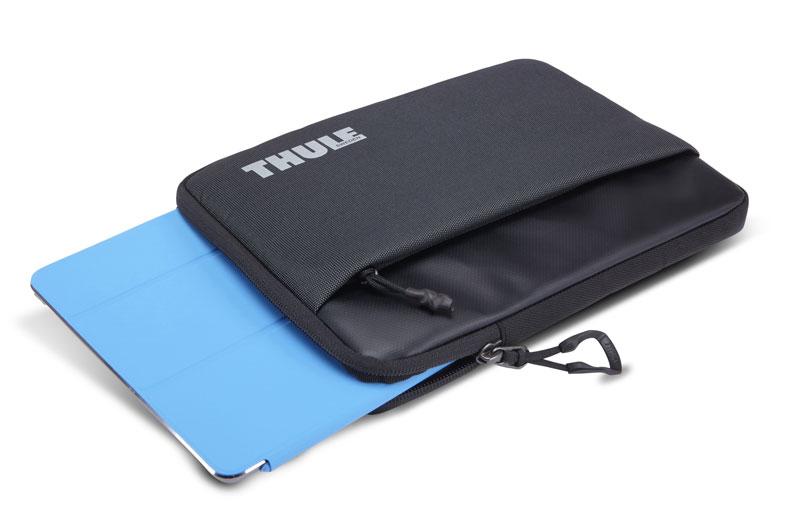 Thule Subterra iPad Air ケーブルも収納できるスリーブケース (TSSE-2136 GRAY)