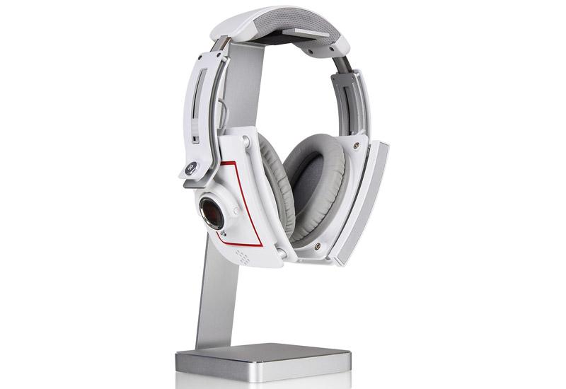 Thermaltake アルミ製ヘッドフォンスタンドLUXA2 E-One Aluminium Headphone Holder (HO-HDP-ALE1SI-00)