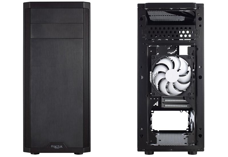 Fractal Design Core 2300 (FD-CA-CORE-2300-BL)