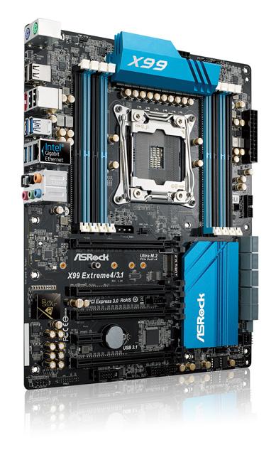 ASRock X99 Extreme4/3.1 (X99 Extreme4/3.1)