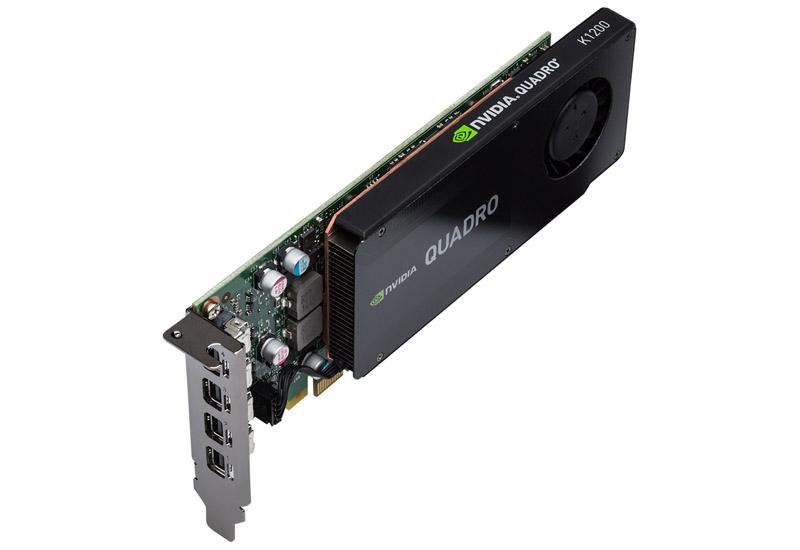 ELSA NVIDIA Quadro K1200 (EQK1200-4GER)