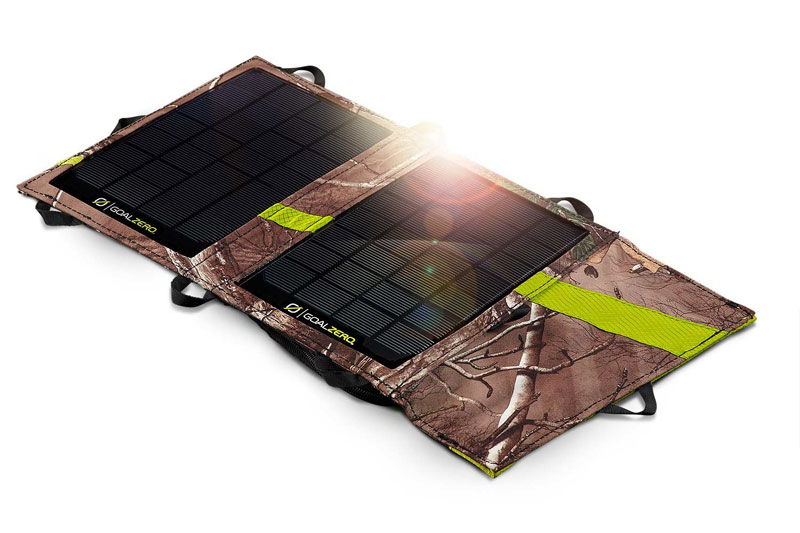 Goal Zero Nomad 7 V2 Realtree Xtra Camo Solar Panel (11802)