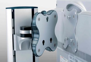 Belltech 6台取り付け可能モニターアーム VESA規格対応ツールバーシステム (EGTB-8026)