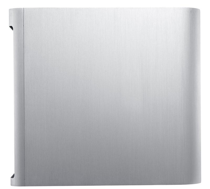 BitFenix Pandora Core Silver microATX対応のスリム型PCケース (BFC-PAN-300-KSXN1-RP)