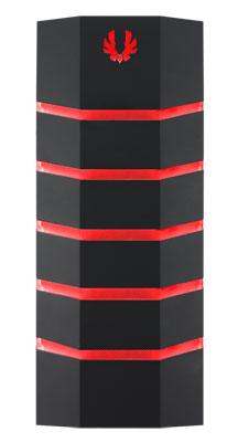 BitFenix Colossus Window Black PCケース (BFC-CLS-500-KKWR1-RP)