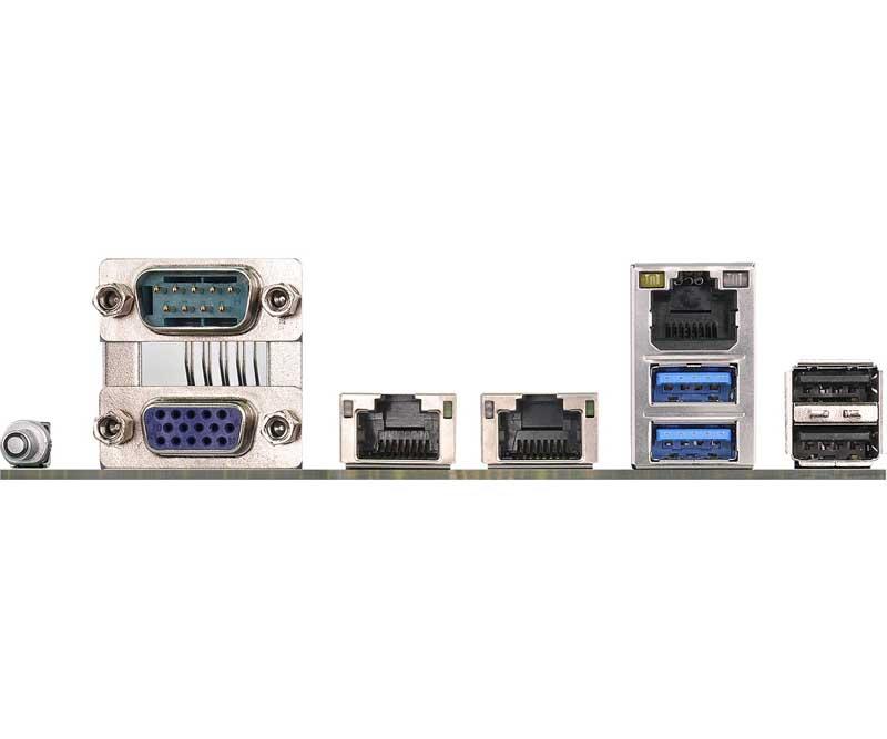 ASRock Rack LGA2011v-3対応MicroATXマザーボード (EPC612D4U)