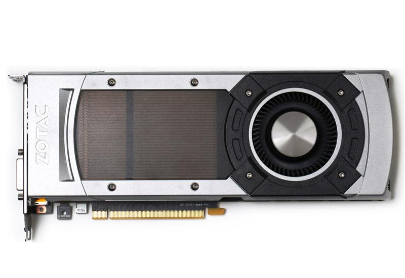 ZOTAC GeForce GTX980 SERVER EDITION (ZTGTX98-4GD5SE01/28Z-1N370-300Z8)
