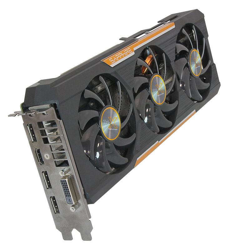 Sapphire R9 390X 8G GDDR5 PCI-E DD/H/3DP TRI-X (SA-R9390X-8GD5R01/11241-00-20G)