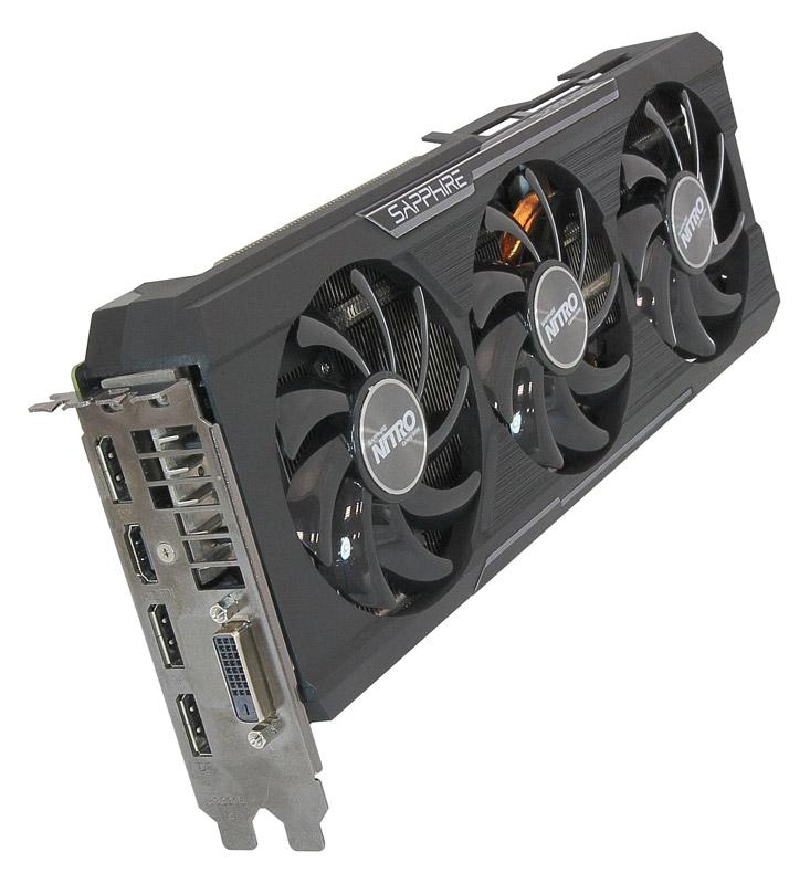 Sapphire  NITRO R9 390 8G GDDR5 PCI-E DD/ H/3DP TRI-X (SA-R9390-8GD5NIT01/11244-00-20G)
