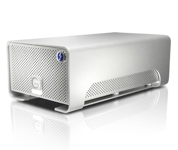 G-Technology G-RAID Thunderbolt  4TB サンダーボルトケーブル付属 (0G03216)