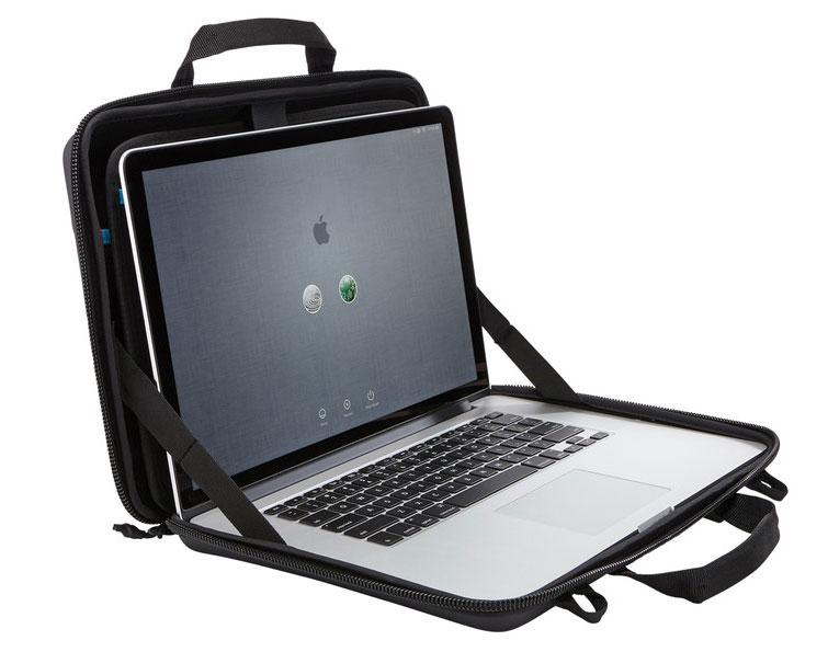 Thule Gauntlet 3.0 MacBookPro Retinaディスプレイ 15インチ アタッシェ ショルダーケース (TGAE-2254)