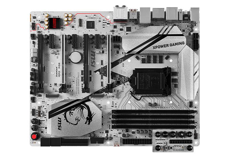 MSI Intel Z170 Expressチップセット搭載ゲーミングATXマザーボード (Z170A XPOWER GAMING TITANIUM EDITION)