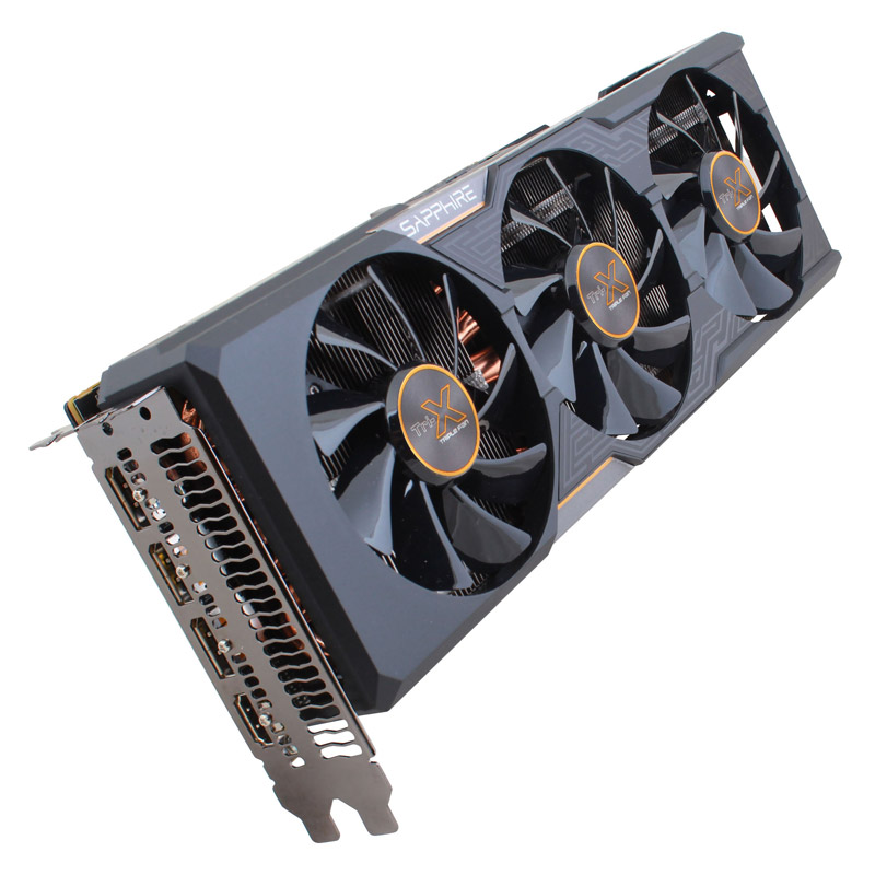 Sapphire R9 FURY 4G HBM PCI-E HDMI/3DP TRI-X (SA-R9FURY-4GR001/11247-00-40G)