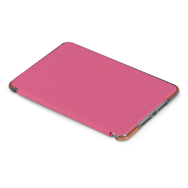 Tech21 Impact Mesh for iPad mini(第一世代) 耐衝撃ケース Smokey (T21-3088)
