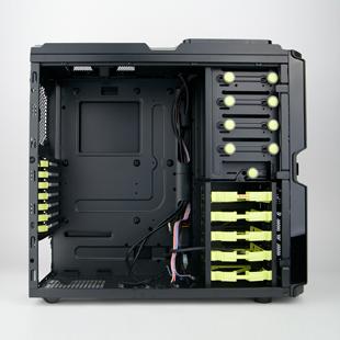 NOFAN Natural convention type premium Full ATX CASE CS-80 (CS80)