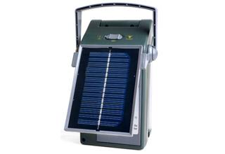 【外箱不良ジャンク品】WAGAN ソーラーパワー アウトドア ランタン (2230)