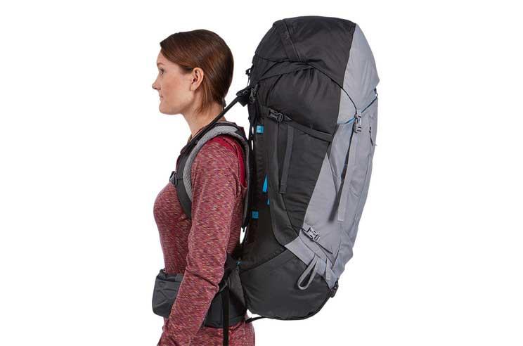 Thule Guidepost 75リットル 旅行に最適なバックパック 女性用 222103