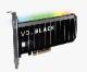 WesternDigital WD Black AN1500 NVMe SSD Add-in-Card 容量2TB アドインカード 13mm|WDS200T1X0L