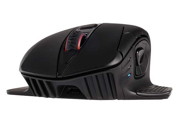 Corsair DARK CORE RGB SE Qiワイヤレス充電に対応 Bluetooth・USB ゲーミングマウス|CH-9315111-AP