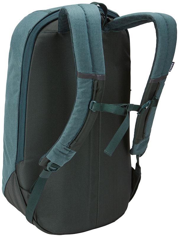 Thule Vea 17L Backpack 17リットル Deep Teal グリーン バックパック/リュック TVIP-115DET
