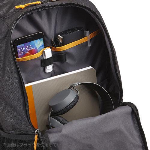 【アウトレット特価・新品】Case Logic ケースロジック リュック 15インチノートパソコン収納可 10インチタブレット専用ポケット|IBIR-115BLK