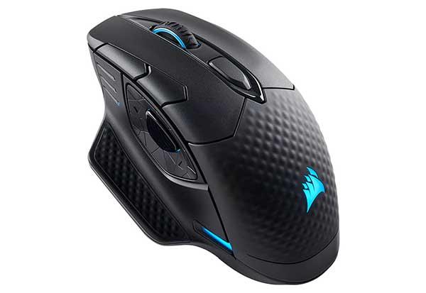 Corsair DARK CORE RGB Bluetooth・USB対応 ゲーミングマウス CH-9315011-AP