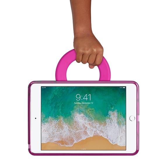 Tech21 Evo Play2 for iPad Mini 4 プロテクトケース ピンク Fuchsia|T21-5968