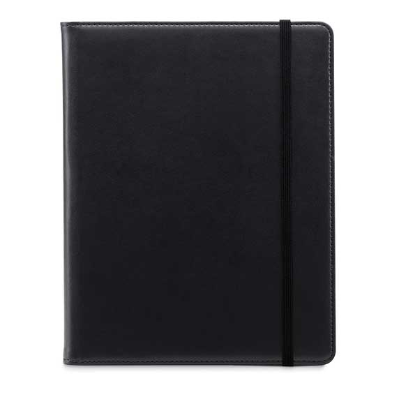 Moleskine CASE BOOK iPAD PRO用保護ケース 9.7インチ ブラック|MO1BDPR9BK