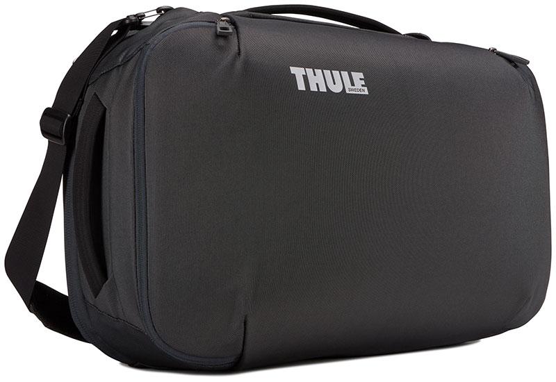 Thule Subterra Duffel Carry-on 40L 旅行カバン/バック Dark Shadow グレー|TSD-340DSH
