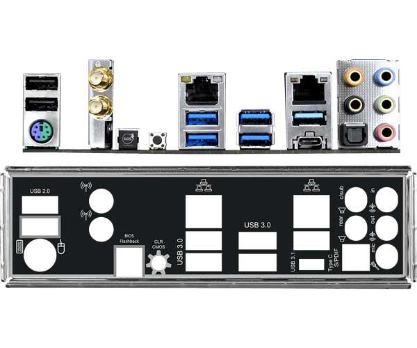 ASRock X299 Taichi ATXマザーボード|X299Taichi