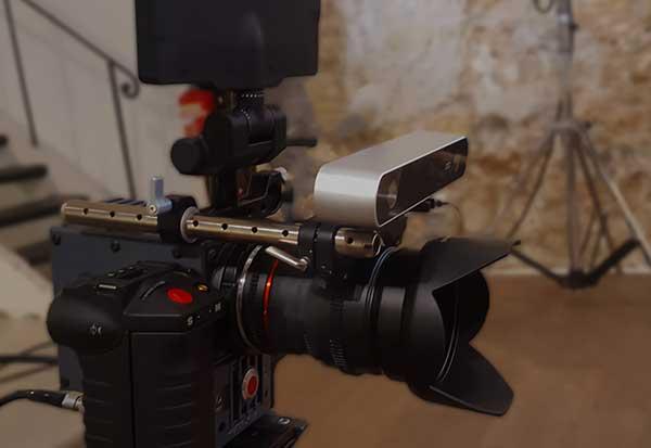 STEREO LABS ZED Stereo Camera 2.2K解像度 3Dマッピング ステレオカメラ