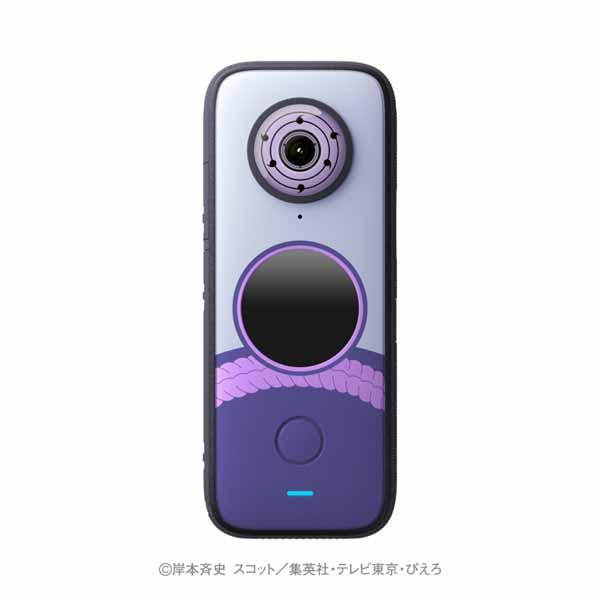 Arashi Vision Insta360 ONE X2 naruto vision-sasuke 「NARUTO-ナルト- 疾風伝」特別版 うちはサスケモデル CINOSXX/F