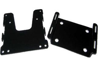 Dorfield 壁面取付タイプ モニター1台 VESA規格 モニターアーム|FC-8888SB