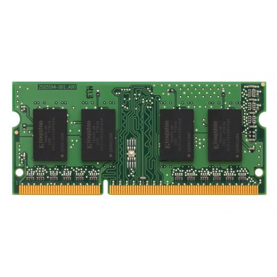 Kingston 8GB(8GBx1) DDR3L 1600MHz (PC3L-12800) CL11 Non-ECC SODIMM 1.35V KVR16LS11/8