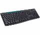ロジクール ワイヤレスキーボード ブラック K275