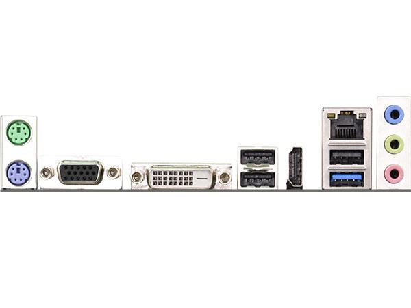 ASRock Celeron J1800をオンボードで搭載したMicroATXマザーボード D1800M