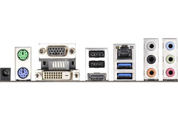 ASRock  Celeron J1900をオンボードで搭載したマザーボード Q1900DC-ITX