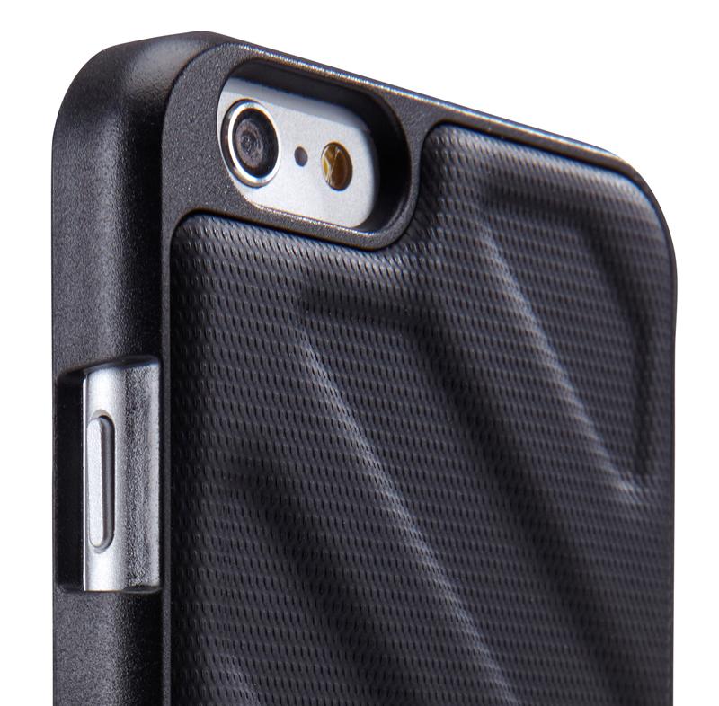Thule Gauntlet iPhone6/6s 衝撃やキズを防ぐ頑丈なスリムケース ブラック  (TGIE-2124K)