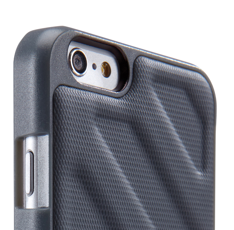Thule Gauntlet iPhone6/6s 衝撃やキズを防ぐ頑丈なスリムケース グレー Slate  (TGIE-2124SLT)