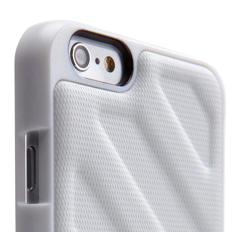【クリアランス特価】Thule Gauntlet iPhone6/6s 衝撃やキズを防ぐ頑丈なスリムケース ホワイト (TGIE-2124W)