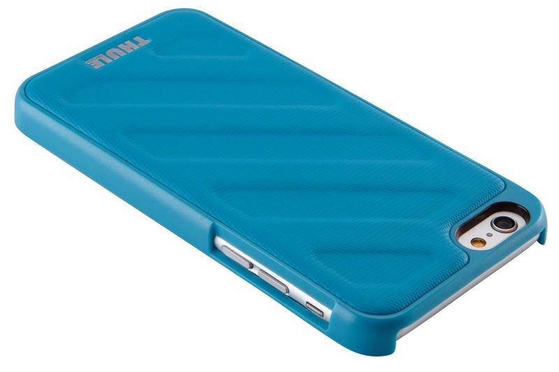 【クリアランス特価】Thule Gauntlet iPhone6 Plus/6s Plus 衝撃やキズを防ぐ頑丈なスリムケース ブルー (TGIE-2125B)