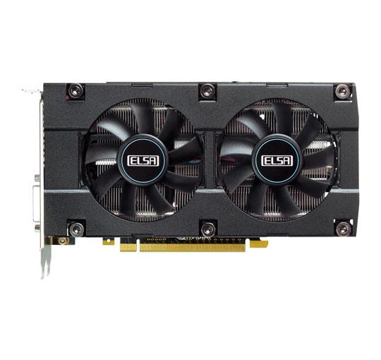 ELSA GEFORCE GTX 960 2GB S.A.C (GD960-2GERX)