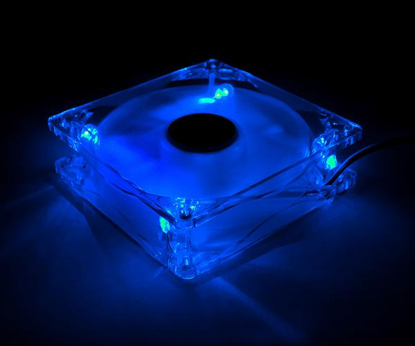 ZALMAN CASE FAN SF series F3 LED(SF) 120mmケースファン (ZM-F3 LED(SF))